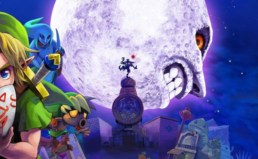 Ocarina of Time III/Majora's Mask